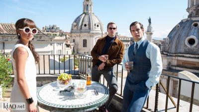 Video The Man from U.N.C.L.E.