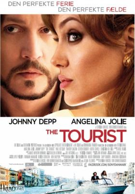 Poster_dk The Tourist