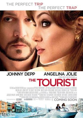Poster_fi The Tourist