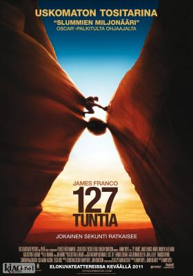 Poster_fi 127 Hours