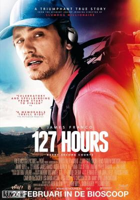 Poster_nl 127 Hours