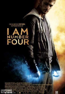 Poster_nl I Am Number Four