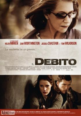 Poster_it The Debt