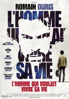 Poster_fr L'homme qui voulait vivre sa vie