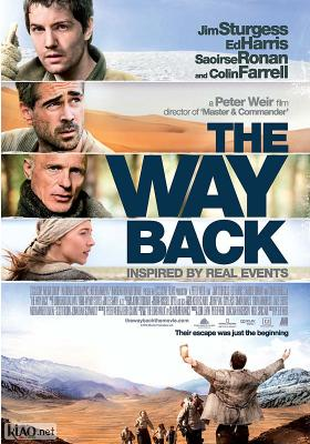 Poster_fi The Way Back
