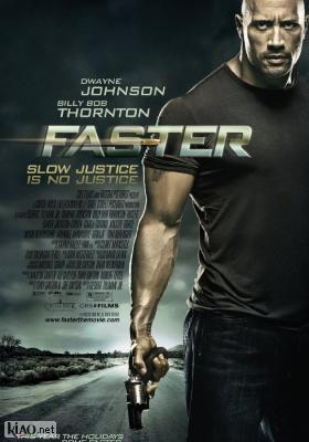 Poster UK Faster