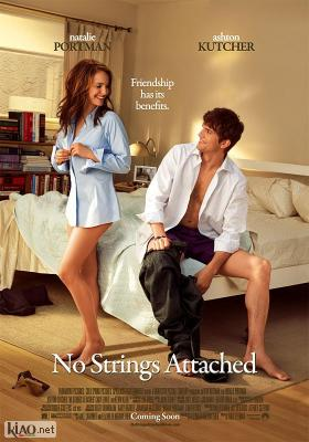 Poster_uk No Strings Attached