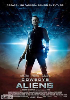 Poster_es Cowboys & Aliens