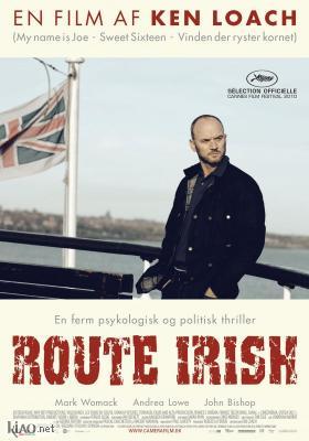 Poster_dk Route Irish