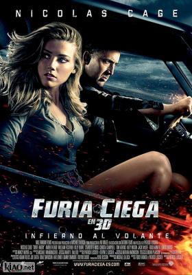 Poster_es Drive Angry