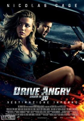 Poster_it Drive Angry