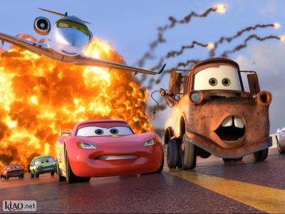 Extracto Cars 2