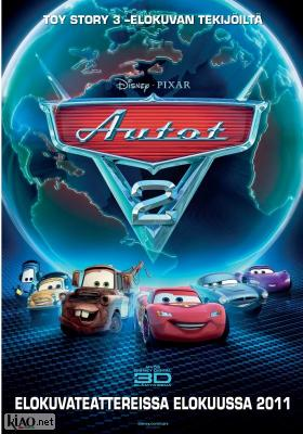 Poster_fi Cars 2