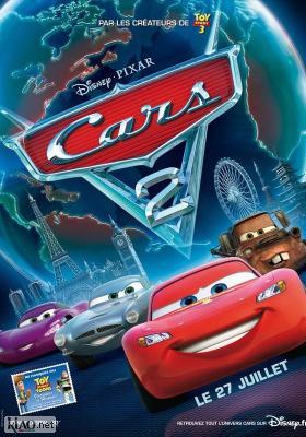 Poster_fr Cars 2