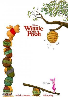 Poster_nl Winnie the Pooh
