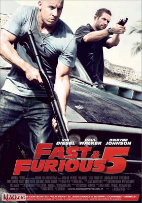 Poster_it Fast Five