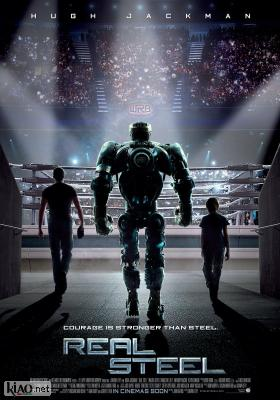 Poster_nl Real Steel