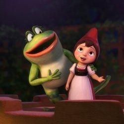 Image Gnomeo & Juliet
