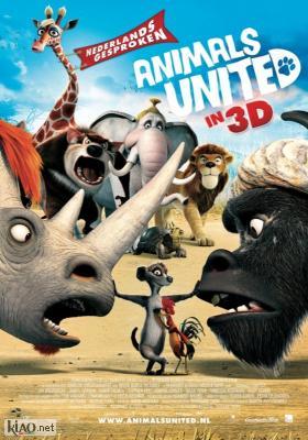 Poster_nl Animals United