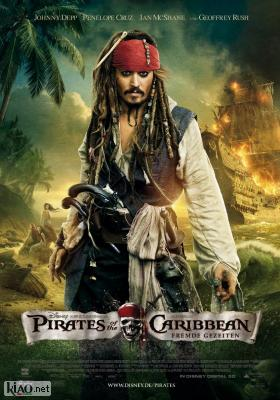 Poster_de Pirates of the Caribbean: On Stranger Tides