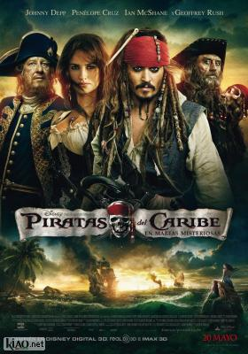 Poster_es Pirates of the Caribbean: On Stranger Tides