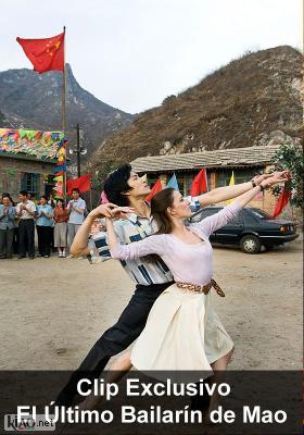 Poster_es Clip Exclusivo El último bailarín de Mao