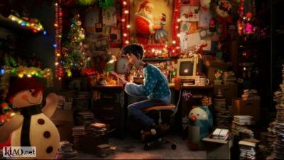 Video Arthur Christmas