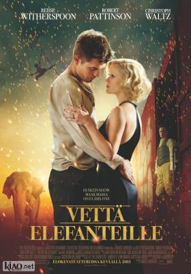 Poster_fi Water for Elephants