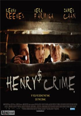 Poster_uk Henry's Crime