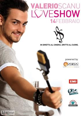Poster_it Valerio Scanu Love Show