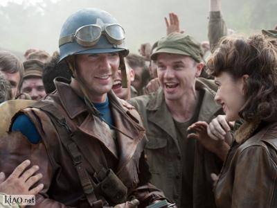 Extrait Captain America: The First Avenger