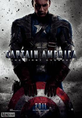 Poster_fi Captain America: The First Avenger