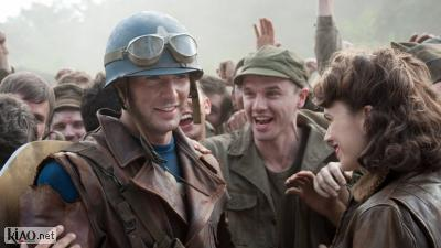Video Captain America: The First Avenger