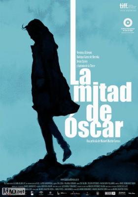 Poster_es La mitad de Óscar