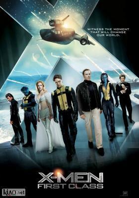 Poster_dk X-Men: First Class