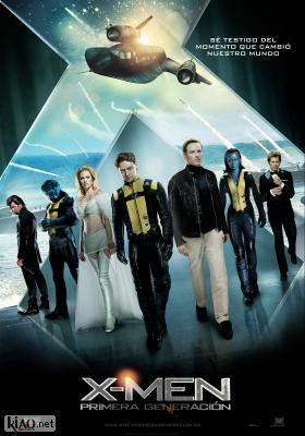 Poster_es X-Men: First Class