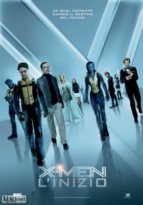 Poster_it X-Men: First Class