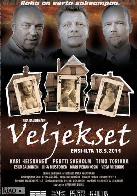 Poster_fi Veljekset