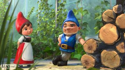 Video Clips Extras Gnomeo y Julieta