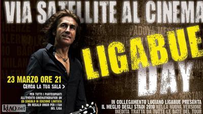 Video Ligabue Day