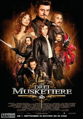Poster_de The Three Musketeers