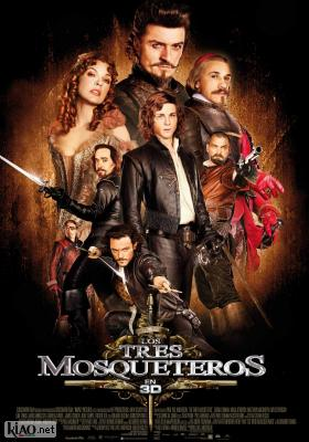 Poster_es The Three Musketeers