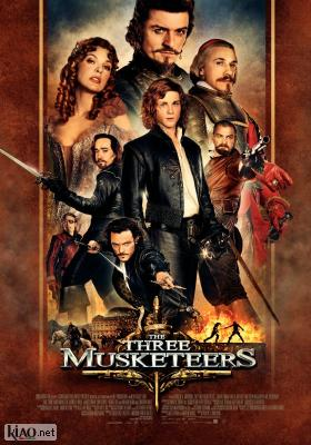 Poster_se The Three Musketeers