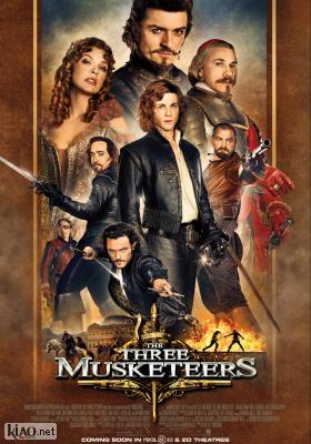 Poster_uk The Three Musketeers