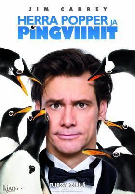 Poster_fi Mr. Popper's Penguins