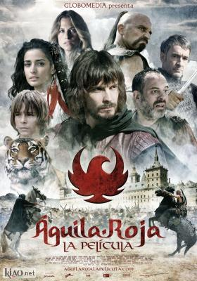 Poster_es Águila Roja, la película