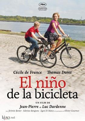 Poster_es Le gamin au vélo