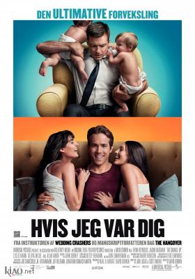 Poster_dk The Change-Up
