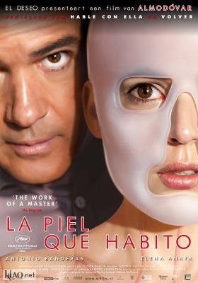 Poster_nl La piel que habito