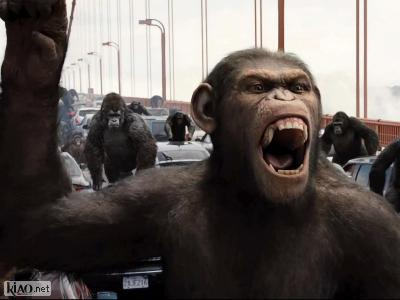 Extrait Rise of the Planet of the Apes